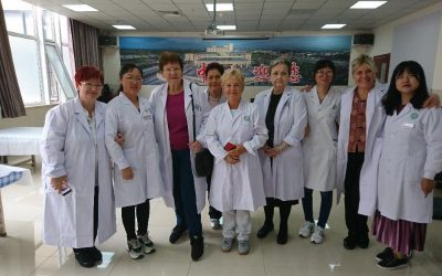 Orvosként Kínában